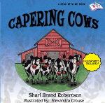 Capering Cows